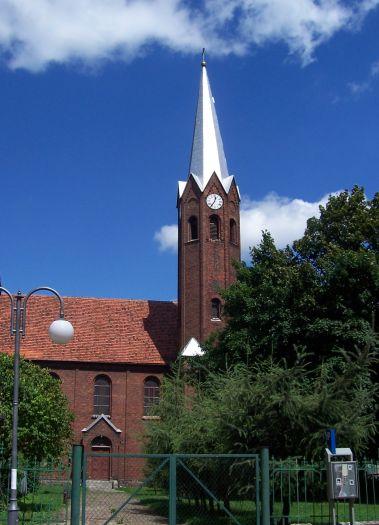 Kościół ewangelicki w Kępnie