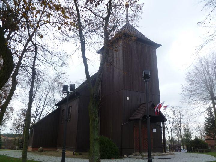 Herb Kościół pw. św. Józefa w Kicinie