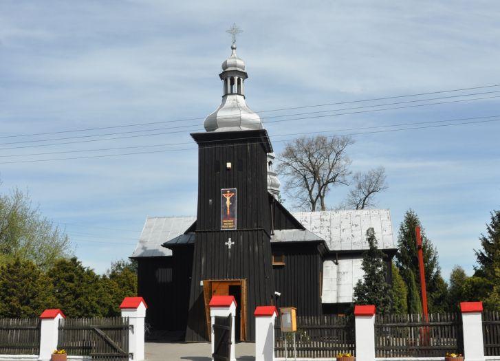 Kościół pw. św. Mikołaja i Wniebowzięcia NMP w Kierznie
