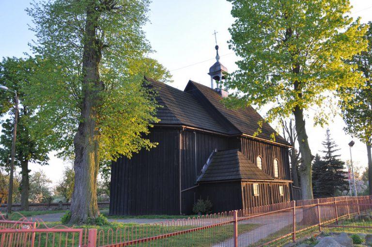 Kościół pw. Wszystkich Świętych w Kleszczewie