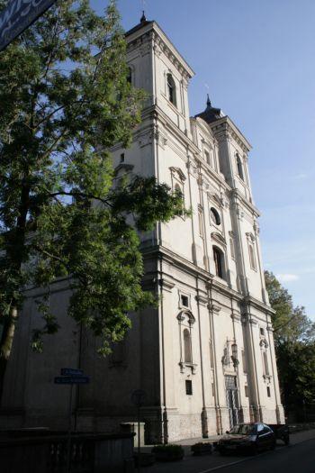 Kościół pw. św. Mikołaja w Lesznie