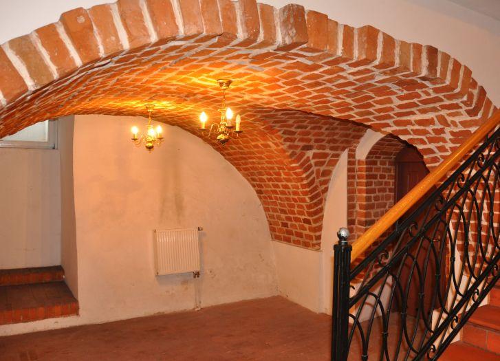 Gotyckie piwnice w kolskim ratuszu