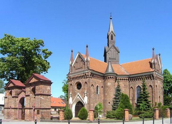 Kościół pw. św. Andrzeja w Koninie - Gosławicach