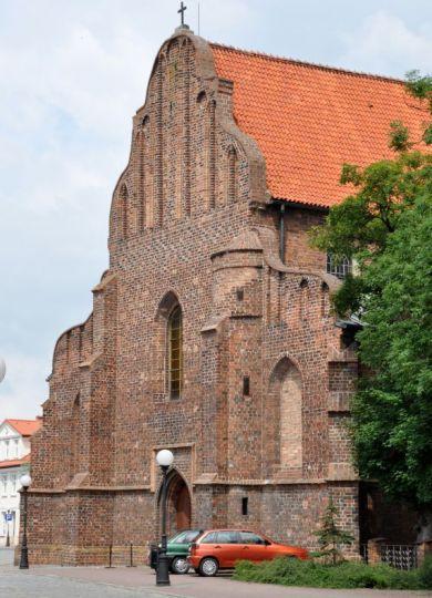 Herb Kościół pw. św. Bartłomieja w Koninie