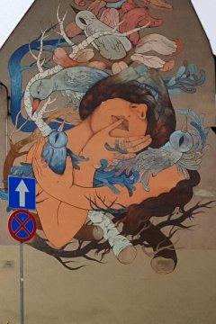 Wielkopolskie Questy<br>Szlakiem murali w Lesznie