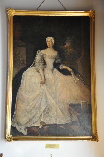 Portret kórnickiej Białej Damy