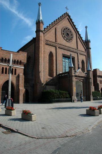 Herb Kościół pw. Wszystkich Świętych w Kórniku