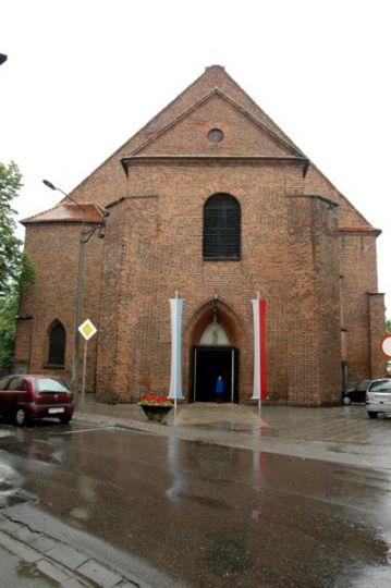 Herb Kościół pw. NMP Wniebowziętej w Kościanie