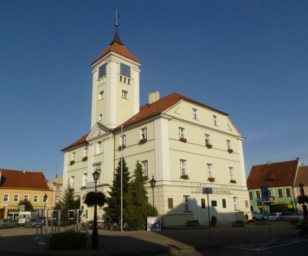 Ratusz - siedziba Muzeum Regionalnego w Kościanie
