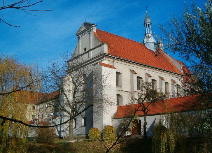 Herb Kościół pw. św. Stanisława Biskupa w Koźminie Wielkopolskim