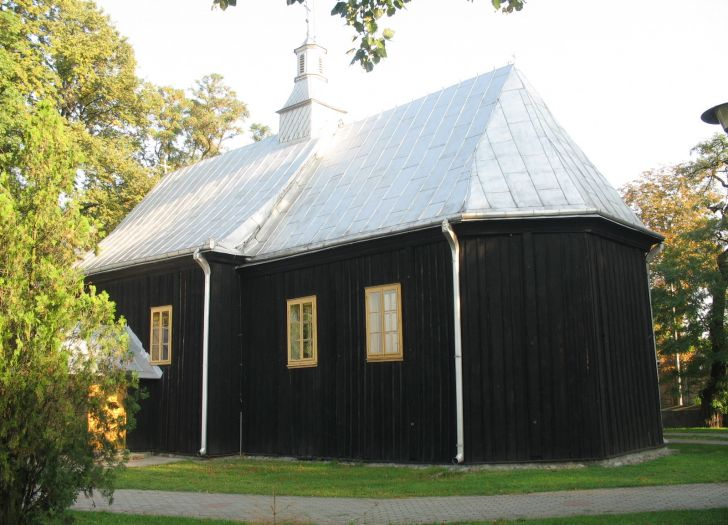 Herb Kościół pw. św. Michała Archanioła w Umieniu