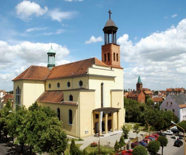 Kościół pw. Chrystusa Króla w Jarocinie