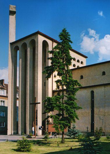 Kościół klasztorny kapucynów pw. św. Antoniego Padewskiego w Pile
