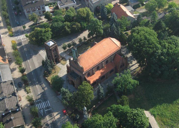 Kościół pw. Św. Jakuba w Miłosławiu