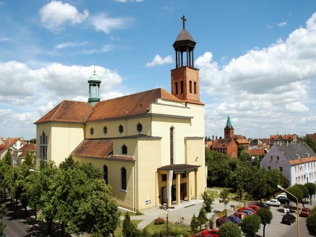 Kościół parafialny pw. Chrystusa Króla w Jarocinie