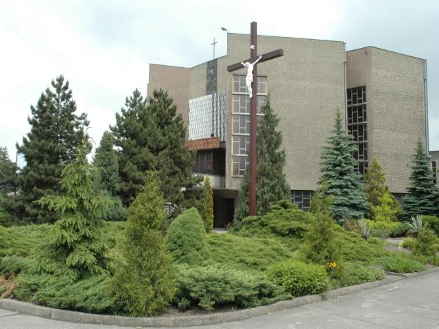 Kościół pw. św. Antoniego (o.o. Franciszkanów) w Jarocinie