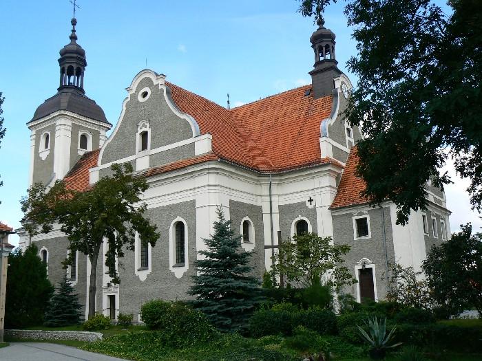Kościół św. Michała Archanioła w Pogorzeli