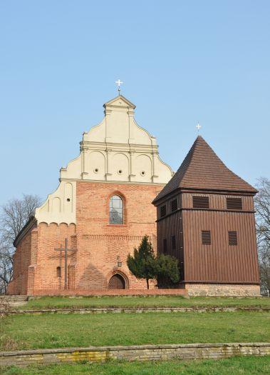 Herb Kościół pw. św. Wojciecha w Poznaniu