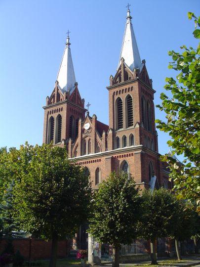 Kościół pw. Najświętszego Serce Pana Jezusa w Opatówku