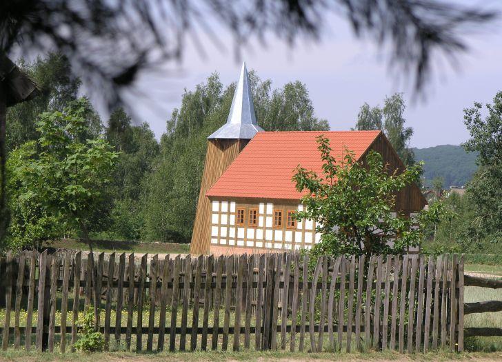 W Muzeum Kultury Ludowej w Osieku nad Notecią