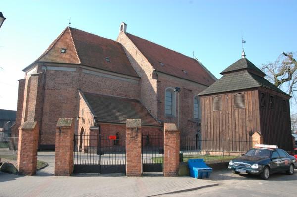 Kościół pw. śś. Piotra i Pawła w Kostrzynie