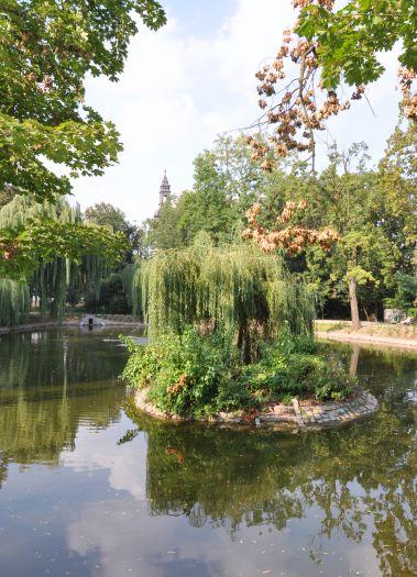 Park w Krotoszynie