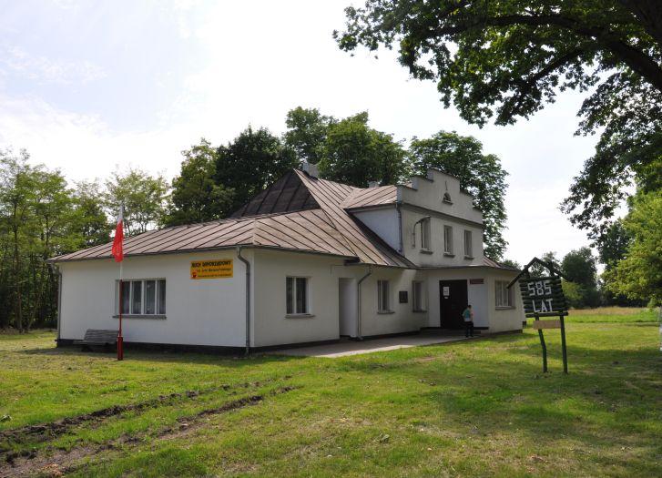 Muzeum Oświaty im. prof. M. Falskiego w Kuźnicy Grabowskiej