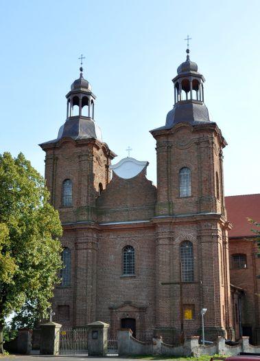 Herb Kościół pw. św. Mikołaja w Lądku
