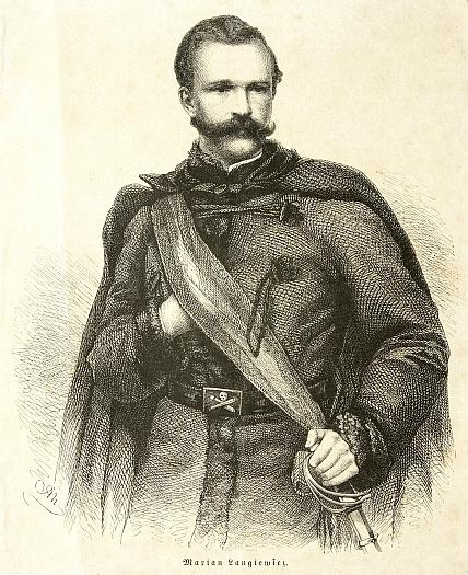 Herb Langiewicz Marian (1827-1887)