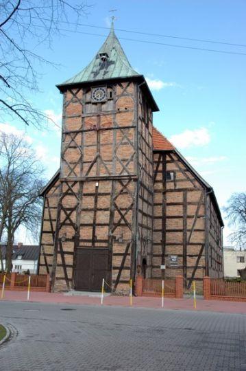 Kościół pw. NMP Wniebowziętej w Lesznie
