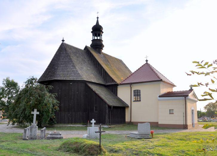 Kościół pw. Narodzenia NMP w Lgowie