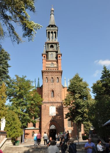 Kościół pw. św. Doroty w Licheniu Starym