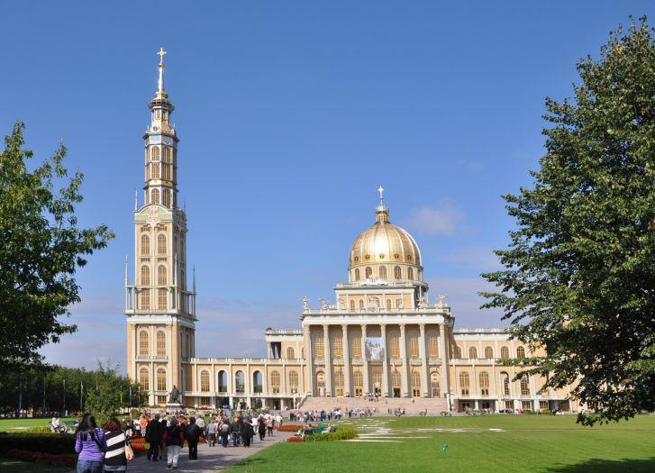 Herb Kościół pw. Matki Boskiej Licheńskiej