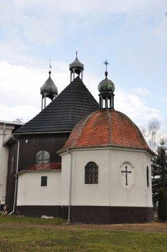 Herb Kościół pw. św. Jadwigi w Łodzi