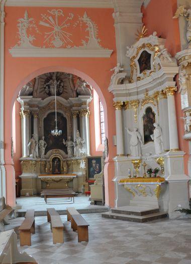 Kościół Narodzenia NMP w Lubaszu