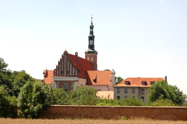 Klasztor Benedyktynów w Lubiniu