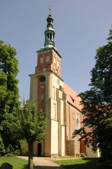 Herb Kościół klasztorny benedyktynów pw. Narodzenia NMP w Lubiniu