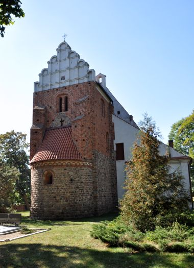 Kościół św. Leonarda w Lubiniu