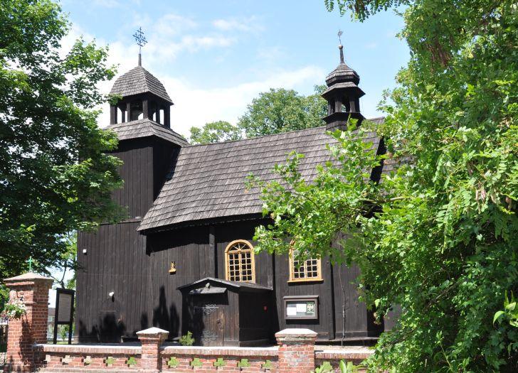 Kościół pw. św. Mikołaja w Łubowie