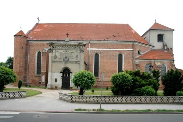 Kościół pw. Najświętszej Maryi Panny Wniebowziętej, św. Jana Chrzciciela i św. Jana Ewangelisty w Lwówku