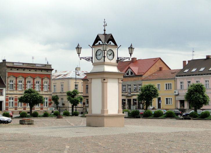 Rynek w Lwówku