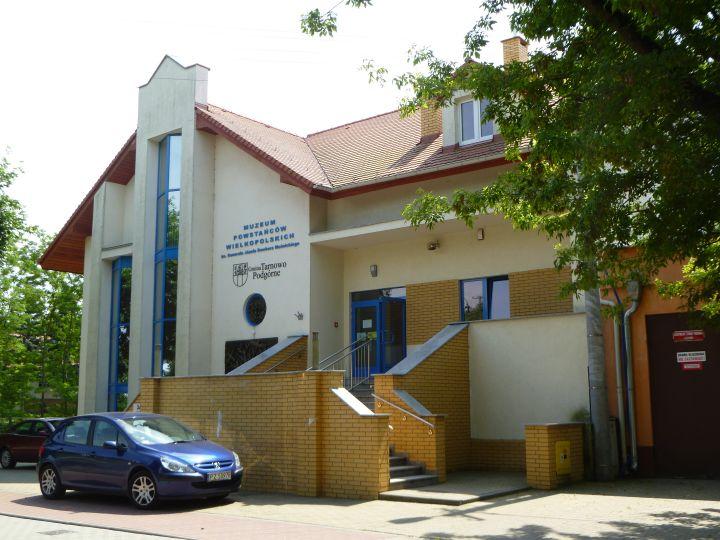 Herb Muzeum Powstańców Wielkopolskich im. gen. Józefa Dowbora-Muśnickiego