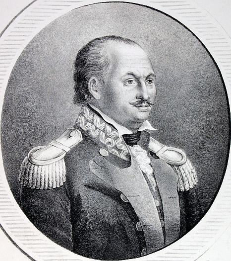 Herb Madaliński Antoni (1739-1804)