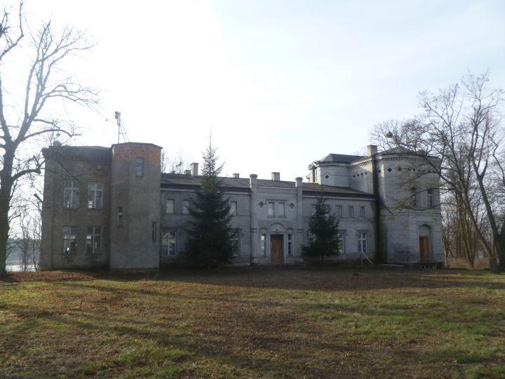 Pałac w Lusowie