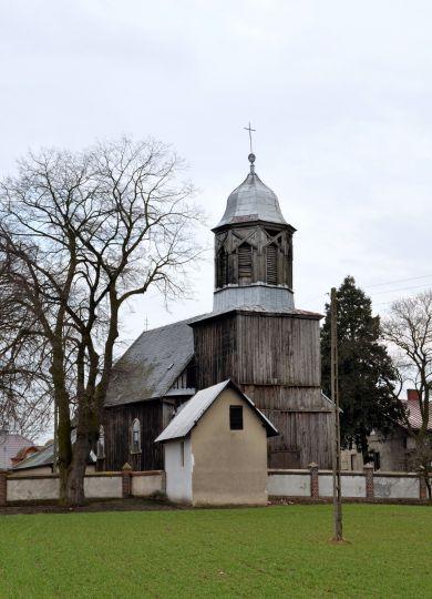Kościół pw. NMP Wniebowziętej w Mórce