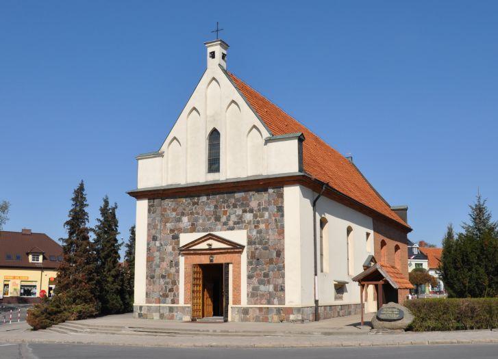 Kościół pw. św. Jakuba w Murowanej Goślinie