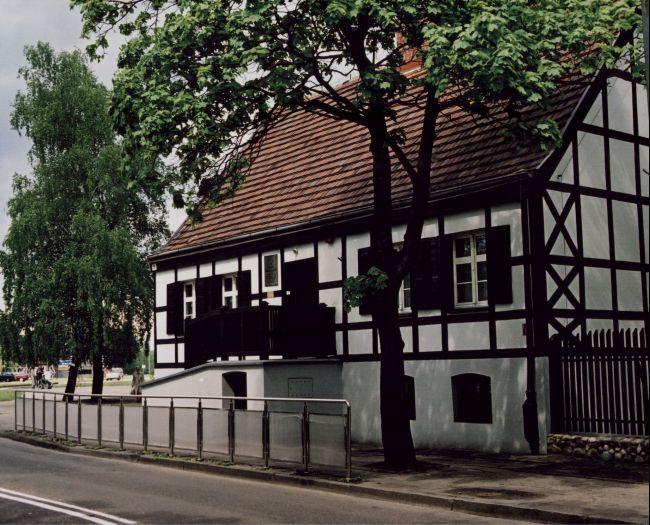 Herb Muzeum Stanisława Staszica w Pile