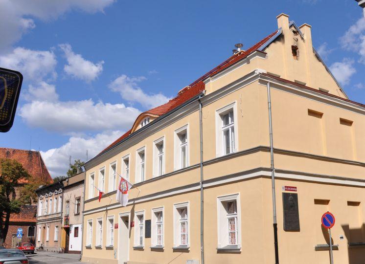 Herb Muzeum Regionalne im. Dzieci Wrzesińskich