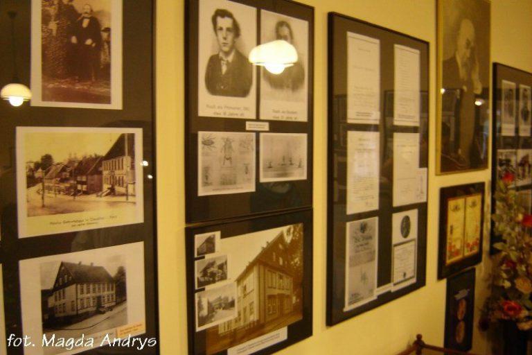 Muzeum Roberta Kocha w Wolsztynie - fragment ekspozycji