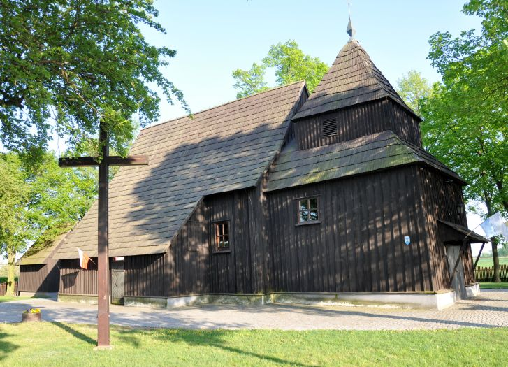 Kościół pw. św. Andrzeja w Nowej Wsi Królewskiej